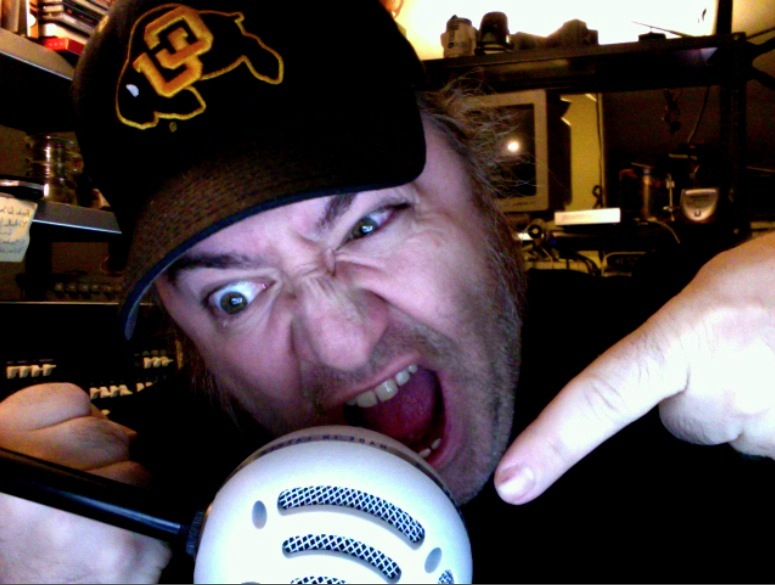 Me Podcasting - Angry