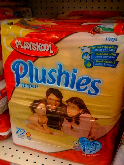 Diaper product