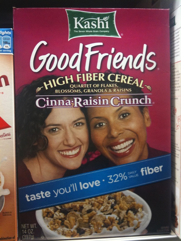 Friends cereal