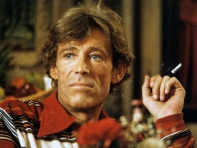 "Photo of Peter O'Toole from ""The Stunt Man"""